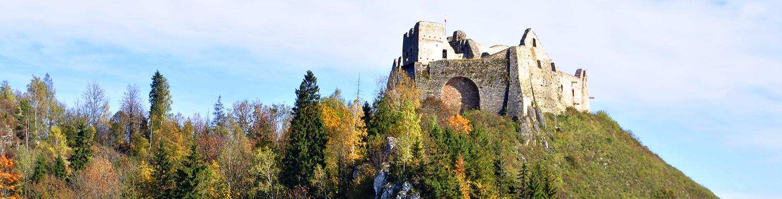 Zamek Czorsztyński