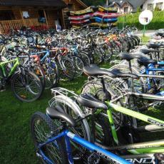 rowery Pod pstrągiem Sromowce Niżne
