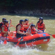 Rafting w Pieninach z Fun-Time
