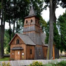 Kościólek św. Katarzyny w Sromowcach Niżnych
