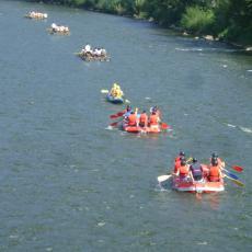 Spływ Dunajcem Rafting w Pieninach