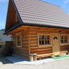 Samodzielny domek myśliwski w Sromowcach