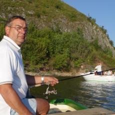 Łowienie ryb w Pieninach